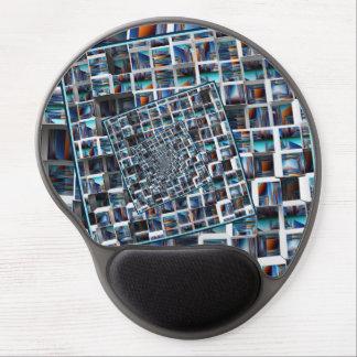 Infinito abstracto alfombrilla gel