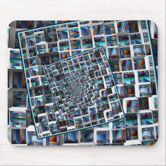 Infinito abstracto mouse pad