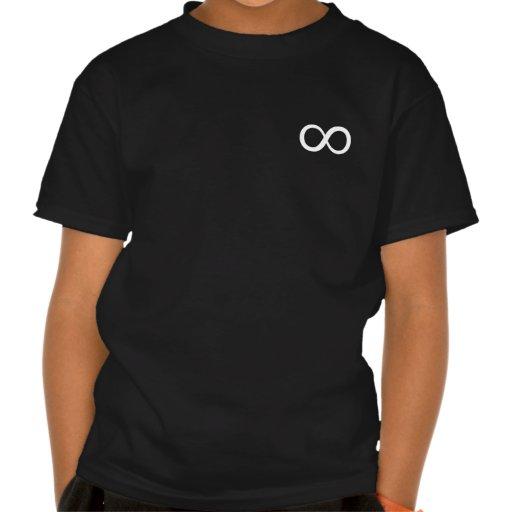 infinito camiseta