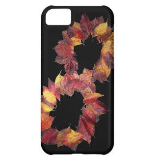 Infinito del otoño funda para iPhone 5C