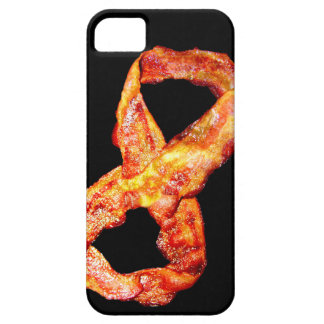 Infinito del tocino iPhone 5 carcasas