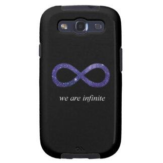 Infinito Galaxy S3 Cárcasa