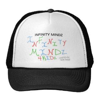 "Infinito Mindz ""4KIDZ creado por NeNe Jackson Gorro"