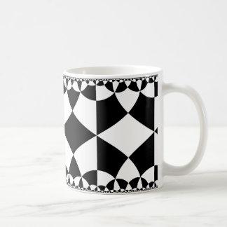 Infinito rombal taza