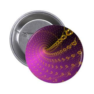 Infinito violeta pin