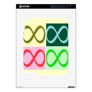 Infinity and Beyond iPad 3 Skin