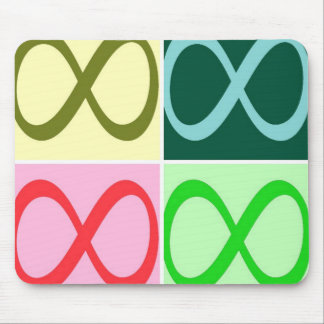 Infinity and Beyond Mouse Pad