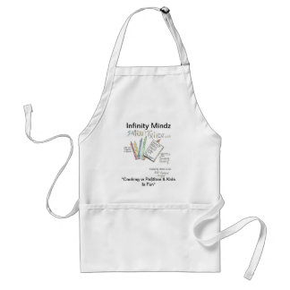 Infinity Bible Story Coloring Book Adult Apron