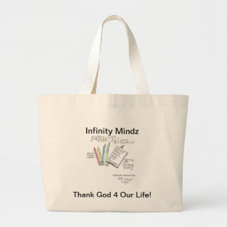Infinity Bible Story Coloring Book Bag