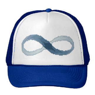 Infinity Blue Hat