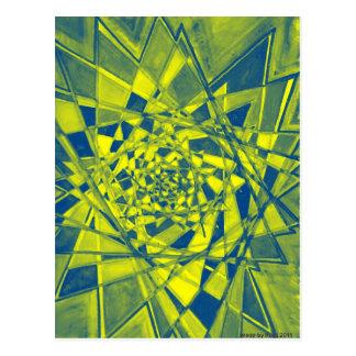 Infinity by Hustiart Postcard
