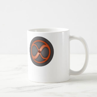 Infinity circle forever symbol mugs