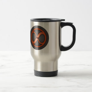 Infinity circle forever symbol coffee mugs