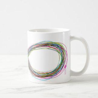 Infinity Classic White Coffee Mug
