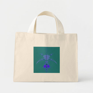 Infinity Clover Canvas Bag