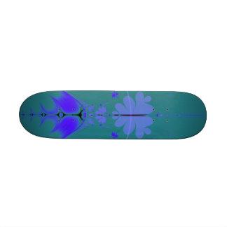 Infinity Clover Skateboard Deck