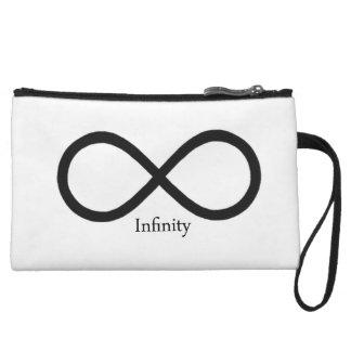Infinity Clutch Wristlets