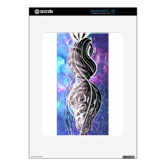Infinity Decal For The iPad
