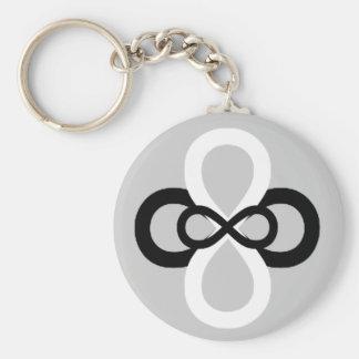 Infinity Etc. Keychain
