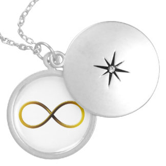 Infinity | Geek Gifts Silver Plated Necklace