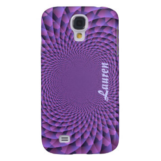 Infinity Is Purple Samsung S4 Case