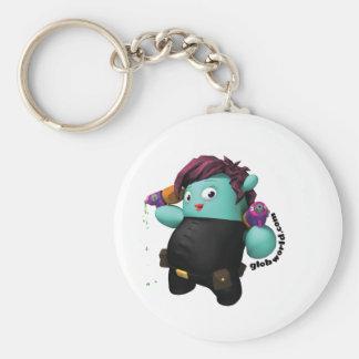 Infinity Jones Keychain