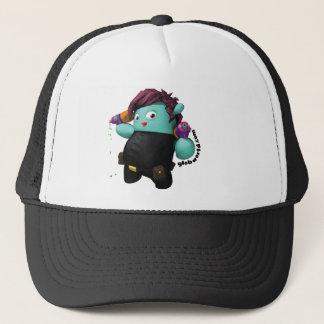 Infinity Jones Trucker Hat