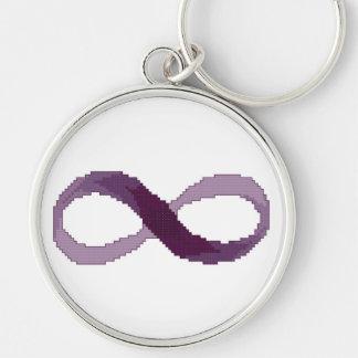 Infinity Keychain