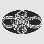 Infinity Knot Sticker