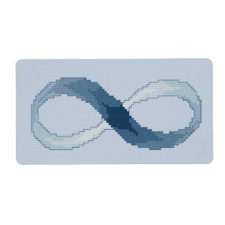 Infinity Custom Shipping Label