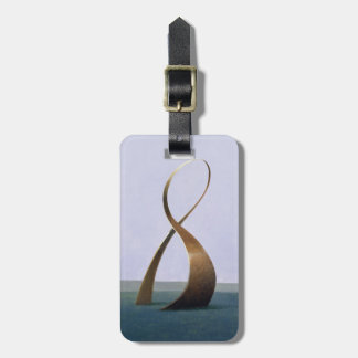 Infinity Luggage Tag