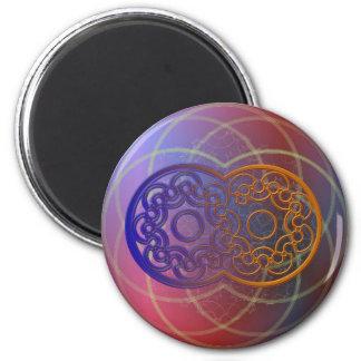 Infinity Fridge Magnet