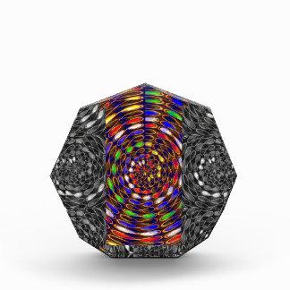 INFINITY Math Science Cosmos Universe GOD Haven Acrylic Award