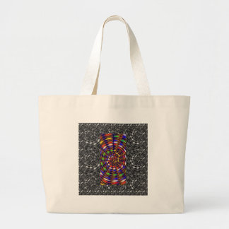INFINITY Math Science Cosmos Universe GOD Haven Canvas Bags