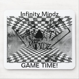 Infinity Mindz Cards Play2Win Mouse Pad
