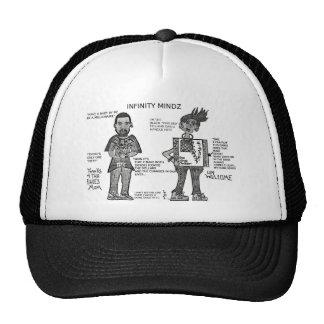 Infinity Mindz Curtis Sense Comic #2 Trucker Hat
