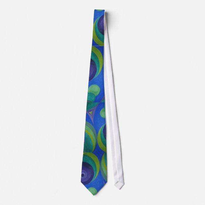 Infinity Neck Tie