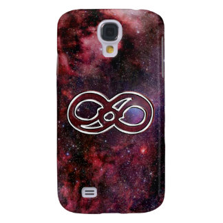 Infinity or Lemniscate Galaxy S4 Cover