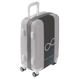 Infinity | Science Rules Luggage