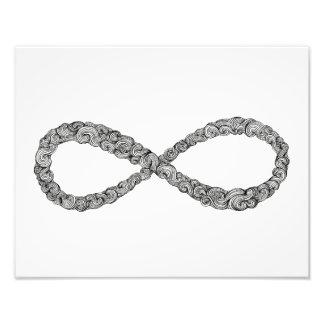 Infinity Sign Photo Print