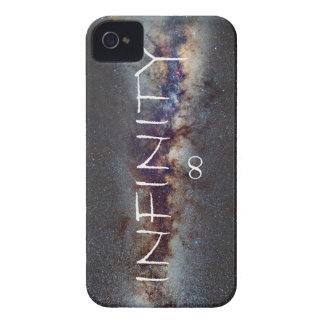 INFINITY STARS IN THE MILKY WAY ∞ FUNDA PARA iPhone 4 DE Case-Mate