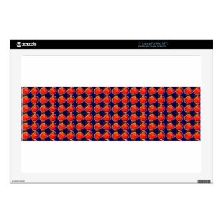 Infinity Strip TEMPLATE add text image move up dow Decals For Laptops