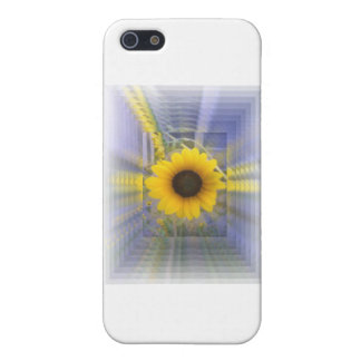 Infinity Sunflower Case For iPhone SE/5/5s