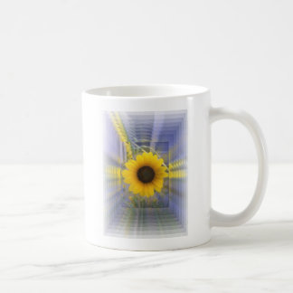Infinity Sunflower Coffee Mug
