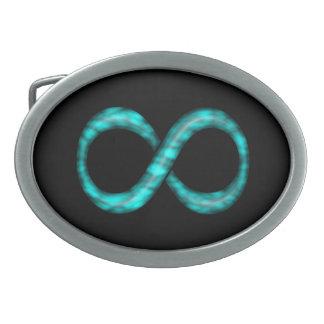 Infinity Symbol Belt Buckle