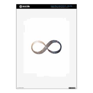 Infinity Symbol Decals For iPad 3