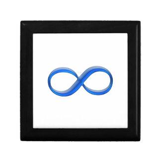 Infinity Symbol Jewelry Box