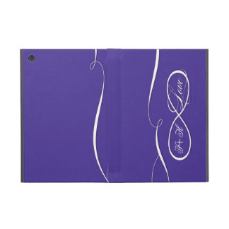 Infinity Symbol Sign Infinite Love Personalized Case For iPad Mini