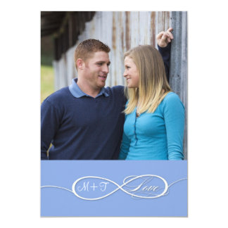 Infinity Symbol Sign Infinite Love Wedding Set Cards