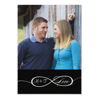 Infinity Symbol Sign Infinite Love Weddings Scroll Personalized Invites